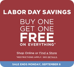 mens warehouse labor day sale